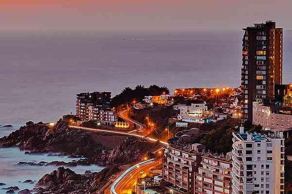 3 dias no Chile