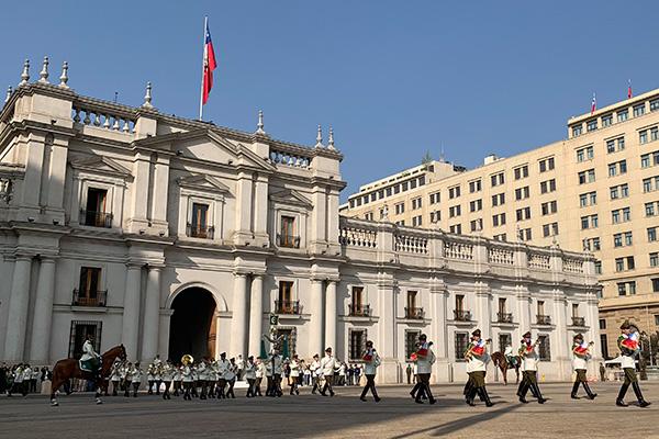 City Tour em Santiago