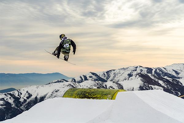 Ski Pacote Esquiador