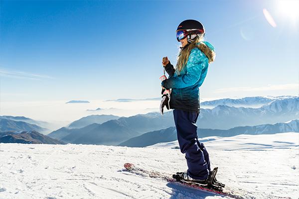 Ski Dia de Principiante