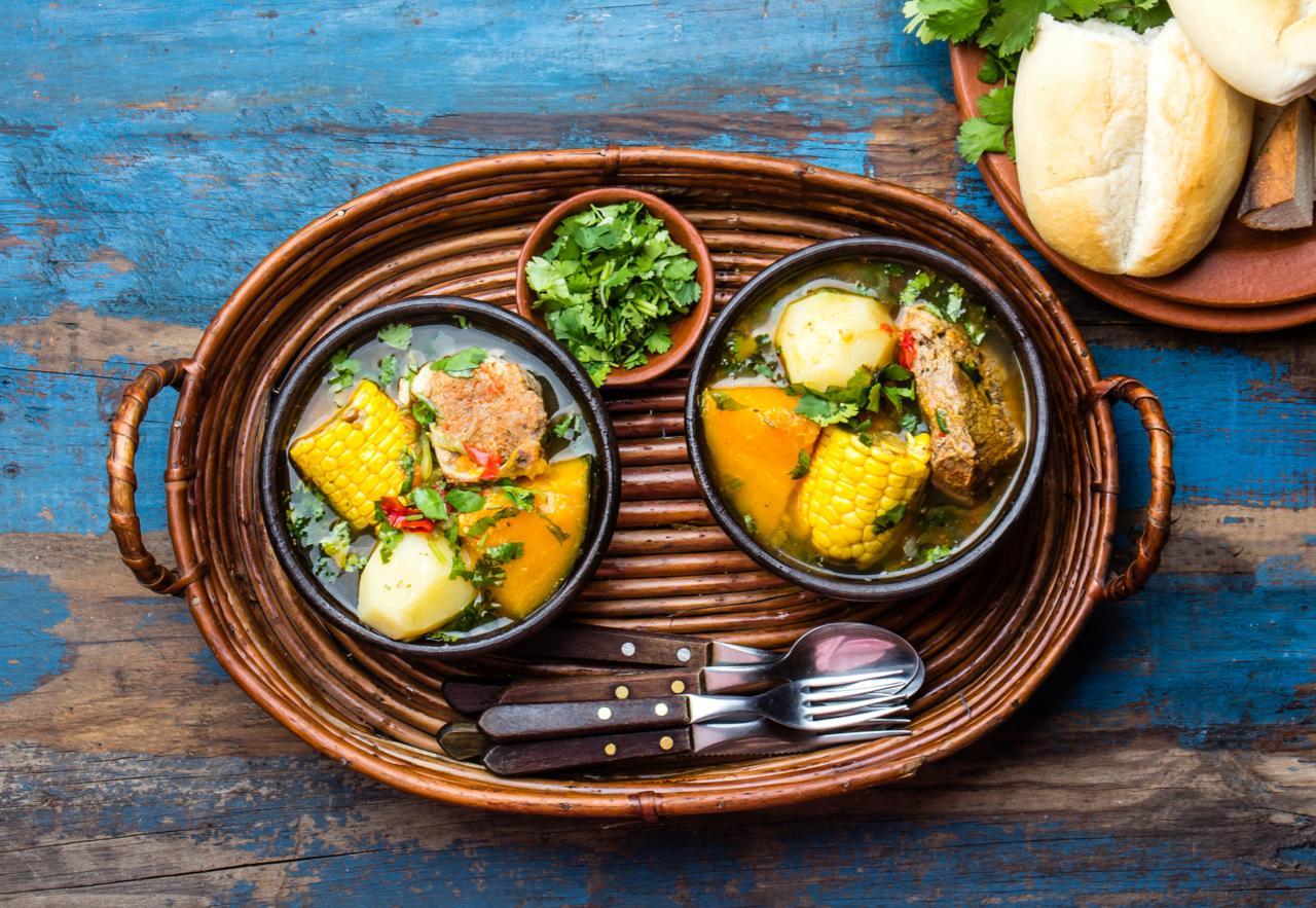 3 comidas típicas chilenas