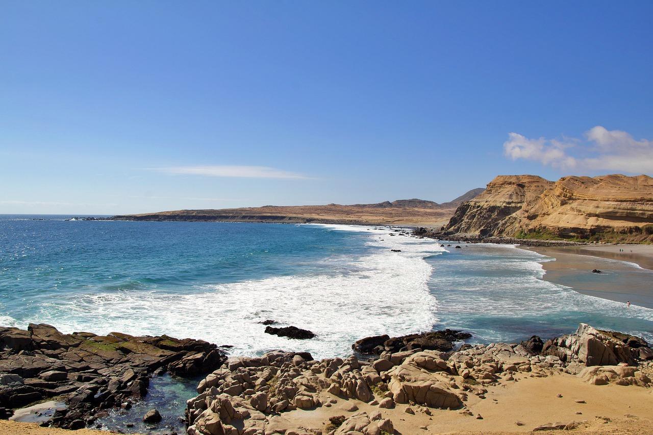 5 Praias para conhecer no Chile
