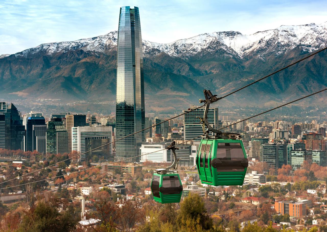 10 dúvidas mais frequentes dos viajantes que vem ao Chile