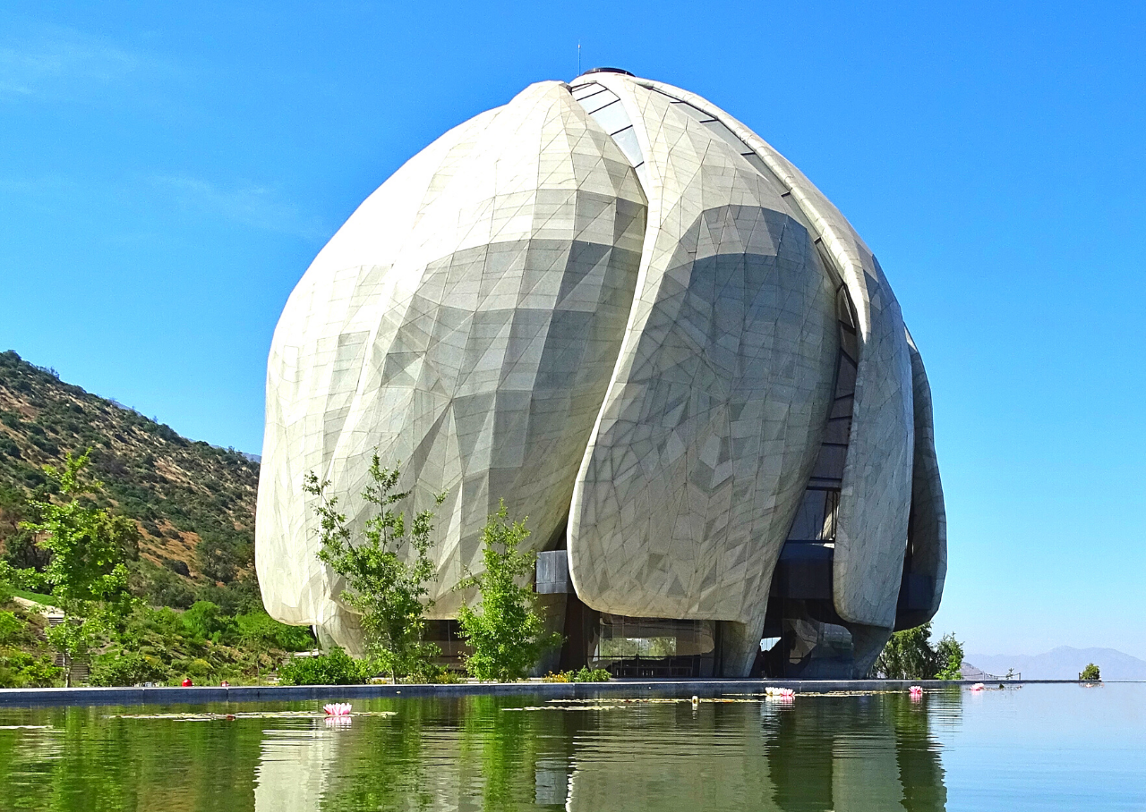 Templo Bahá'í Santiago do Chile: um local de paz e tranquilidade