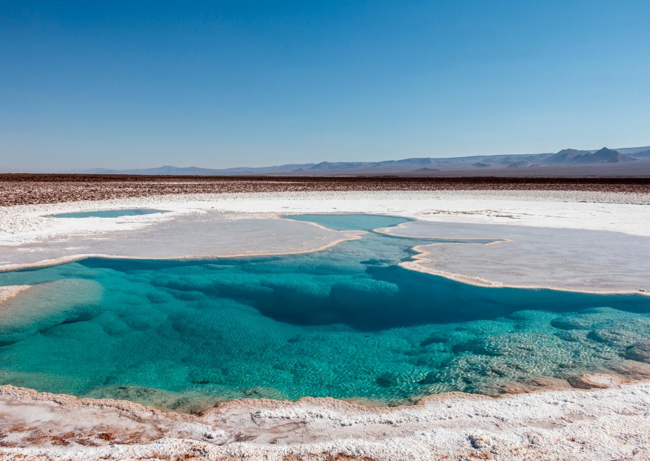 Ecoturismo no Deserto do Atacama no Chile